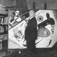 Wassily Kandinsky - Photos, 1930