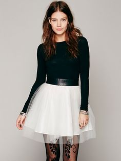 Free People Tutu Dress, $178.00