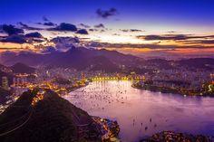 Rio de Janeiro as a tourist destination