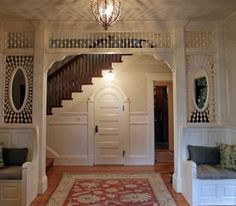 Pristinely restored Victorian for sale in Melrose, MA