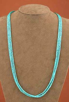 Turquoise necklace :)