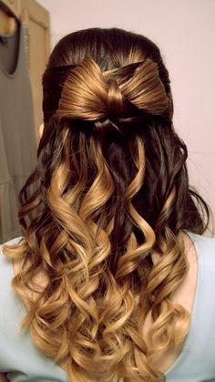 Enjoyable Hair Bows Hair And Hairstyles On Pinterest Short Hairstyles Gunalazisus