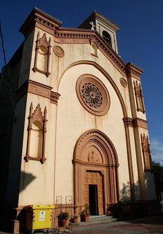 Chiesa di Santa Maria Maddalena a Castiglione del Lago, (PG) ITALIA.