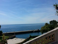 Castle Miramare, Trieste, Italy, the sea again, and I can just add that I love these colors LOL