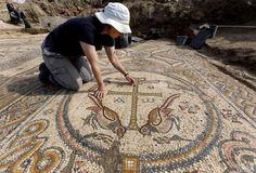 Descubren una iglesia bizantina en Israel con más de 1.500 años