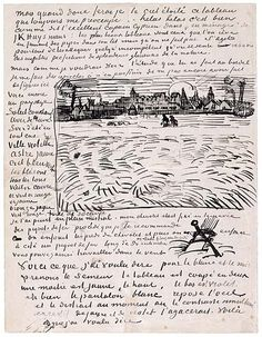 It's About Time: French artist Émile Bernard 1868-1941 & an amazing letter to him from van Gogh