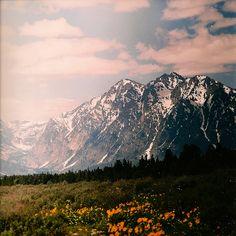 Teton County,Wyoming,US.