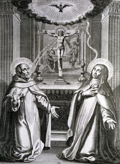 Discerning Hearts - Spirituality podcasts dedicated to Catholic Spiritual Direction and authentic Catholic spirituality and prayer - Catholic radio programming Catholic Saints, Roman Catholic, Saint Teresa Of Avila, Lives Of The Saints, Religion Catolica, St Therese, Johannes, Saint Quotes, Christians