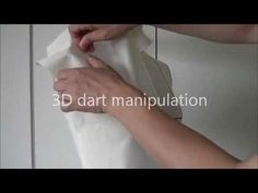 TR Cutting School-Online Class-3D dart Manipulations - YouTube Moulage