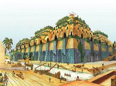The Hanging Gardens of Babylon | Flickr - Photo Sharing!