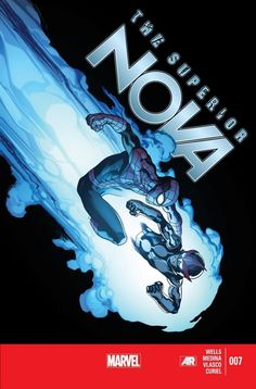 Nova Vol. 5 #7  Nova's eventful world-wide adventure rockets roaringly into our renegade Spider! The story continues for Marvel's newest, least experienced hero, Sam Alexander.