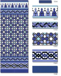 Tile Patterns, Pattern Art, Pattern Design, Moroccan Art, Turkish Art, Motif Oriental, Islamic Art Pattern, Wooden Pallet Projects, Tile Layout
