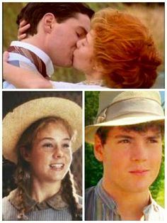 Anne and Gilbert in Anne of Green Gables,Loved Gilbert in this series Anne Shirley, Jonathan Crombie, Movie Stars, Movie Tv, Fictional Heroes, Gilbert And Anne, Gilbert Blythe, Anne With An E, Gabel