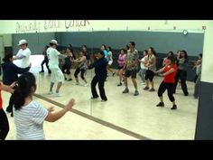 Boogy (Boogie) Dance- Soldat Jahman - French Reggaeton Fitness Routine w/ Bradley (CrazySockTV)