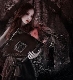 Witches Fantasy art women Dark fantasy art Dark fantasy