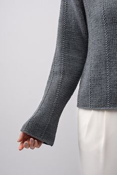 Ravelry: FW15 | Column pattern by Shellie Anderson