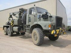 Volvo N10 6x6 recovery