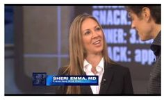 Dr. Emma discusses her hCG protocol on The Dr. Oz Show
