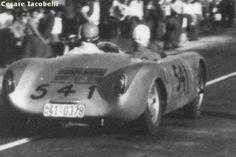 Mille Miglia 1955 - Porsche 550 no.541