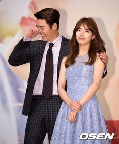 Uncontrollably Fond Press Conference Uncontrollably Fond Kdrama, Age Of Youth, While You Were Sleeping, Kim Woo Bin, Bae Suzy, Delivery Man, Girls Generation, Vintage, Dramas