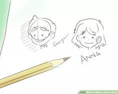 Image titled Make a Comic Book Step 1