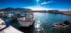 Port of #Chersonissos #Hersonissos 2016 Explore #Crete with a rental car by http://www.rental-center-crete.com