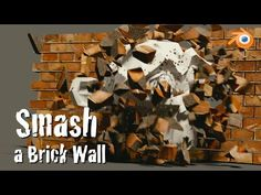 Blender Physics Tutorial: Smash a Brick Wall - BlenderNation