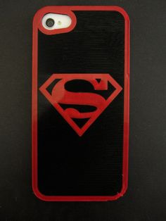 Iphone 5 Superman Dual Color case by Untimed on Etsy, $25.00