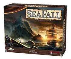 SeaFall: A Legacy Game #factorytoy