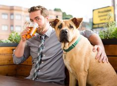 Dining Goes to the Dogs at Underwood Cafe, Pier 29 and Elsewhere