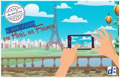Além de ser considerada a cidade dos apaixonados, #Paris é também reduto da arte e sinônimo de bom gosto e refinamento. #Decolar.com preparou um roteiro especial com alguns dos pontos mais importantes da capital francesa. Confira: #Trip #Travel