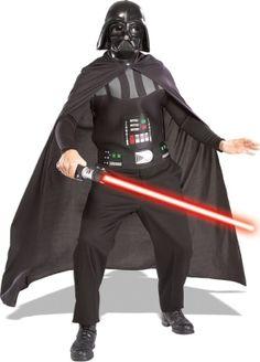 Zestaw, który upodobni Was do Dartha Vadera - przynajmniej wizualnie :)