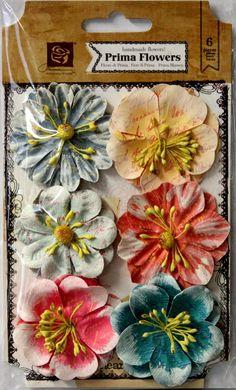 Prima Labelle Harbor Handmade Flowers