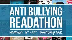 I need your help! #AntiBullyReads
