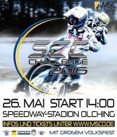 Speedway-Stadion Olching in Olching, Bayern