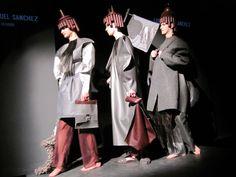 GSA Fashion Show Luis Miguel Sanchez Glasgow