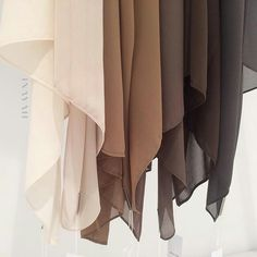 skin tones / colour palette for interior decor in bedroom Brown Aesthetic, Aesthetic Colors, Muslim Fashion, Hijab Fashion, Fabric Photography, Clothing Photography, Color Balance, Mode Hijab, Hijab Outfit