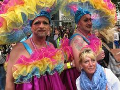 Christopher Street Day Berlin 2014