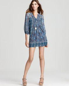 Joie Dress - Alanna Floral Printed. Bloomingdales.