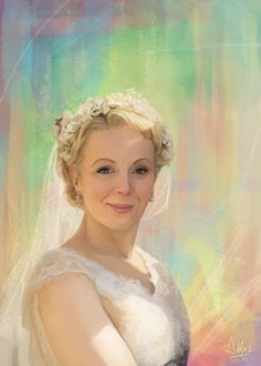 Mary Watson by Addigni.deviantart.com on @deviantART