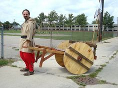 War Cart for Pennsic by JeffreyWiden, via Flickr