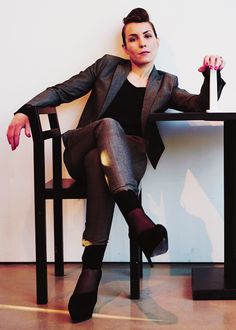 10. Noomi Rapace