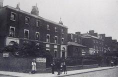 Highbury Grove and Kelvin Road 1901