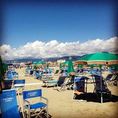 Viareggio Beach / Italy