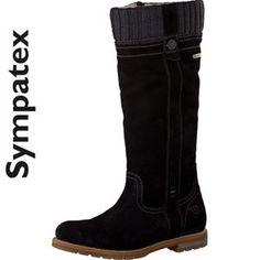 Tamaris-Schuhe-Stiefel-(Warmfutter)-BLACK-Art.:1-1-26630-21/001