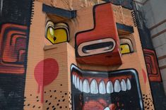 The Maniacal Street Art of Mr. Thoms street art
