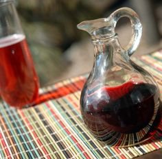 Simple Syrup: Hibisc