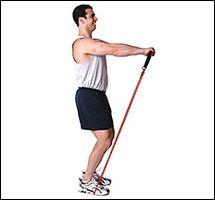 ΑΣΚΗΣΗ | Προπόνηση με λάστιχα: Tips και ασκήσεις για αποτελέσματα Trx, Exercise, Running, Ejercicio, Keep Running, Excercise, Why I Run, Work Outs, Workout