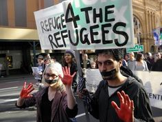 Letter from refugees: 'Thank you for your continuing support ...