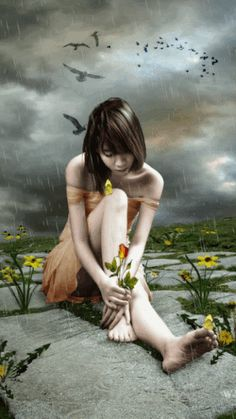 Sin nubes no hay lluvia… | ♥Ƹ̵̡Ӝ̵̨̄Ʒ♥ ღ Ƹɳ Մɳ Ɽïɳ¢óɳ Ðҽɭ Ѧɭᶆą ღ ♥Ƹ̵̡Ӝ̵̨̄Ʒ♥